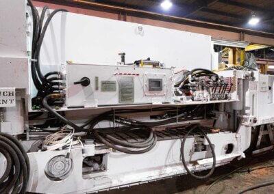 Equipment Repair and Rebuild