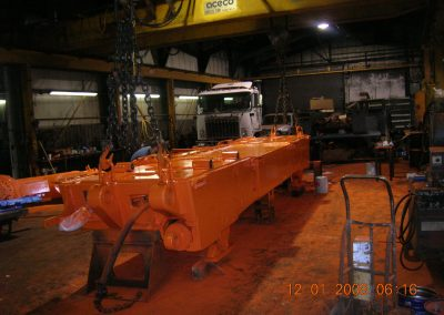 Underground Equipment