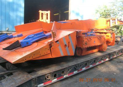 Underground Equipment Assembly